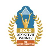 2020 stevie winner badge